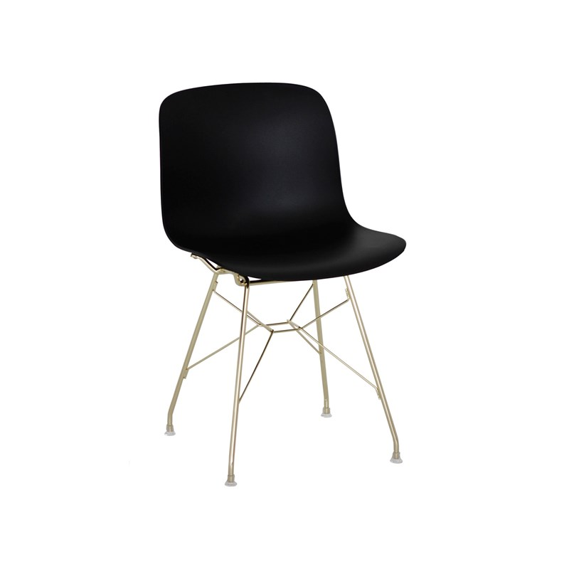 Troy Chair Wireframe PP shell